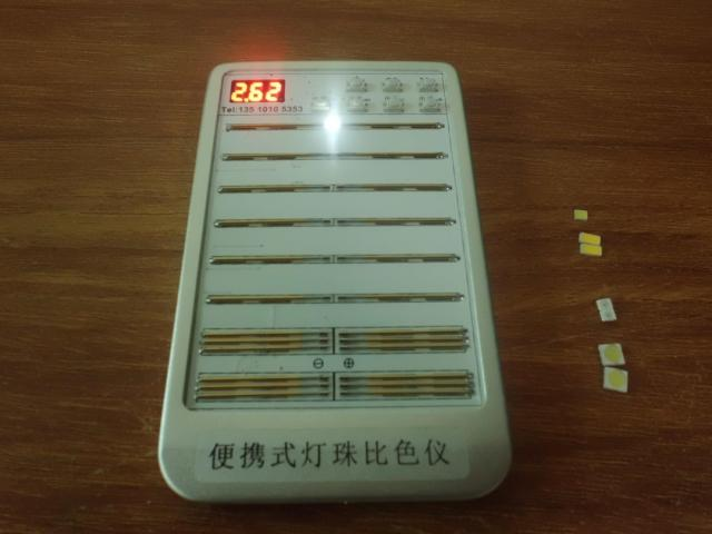 SMD LED aging testing tool